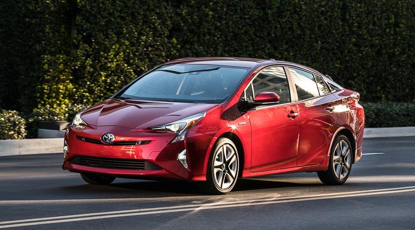Toyota triệu hồi gần 200.000 xe Prius có nguy cơ cháy nổ tại Mỹ