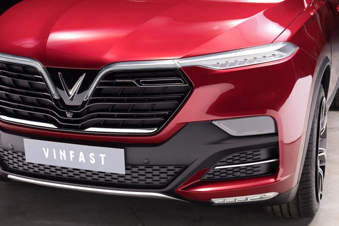 VinFast công bố thiết kế ngoại thất hai xe Sedan và SUV