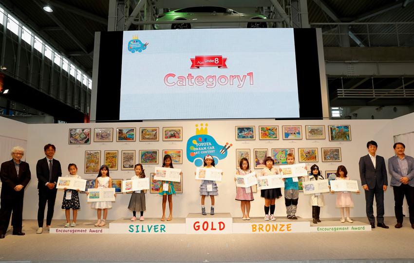 Việt Nam lần đầu tiên giành 2 giải tại cuộc thi vẽ tranh quốc tế Toyota