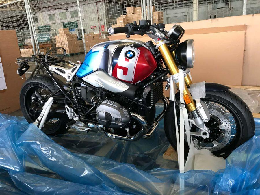 BMW R nineT Spezial - K1600 Grand America đến Sài Gòn