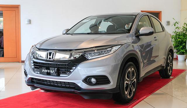 Honda HR-V chốt lịch ra mắt thị trường Việt Nam vào ngày 18-9