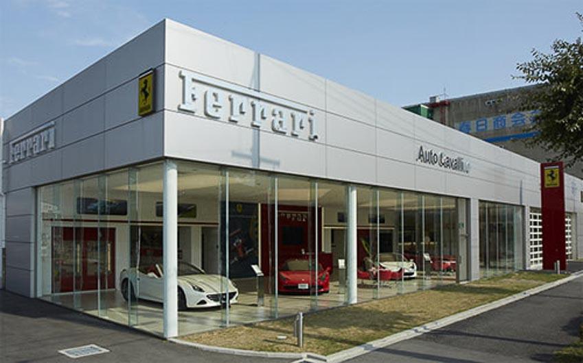 dai-ly-Ferrari-tai-Nhat-thiet-hai-sau-sieu-bao-Jebi