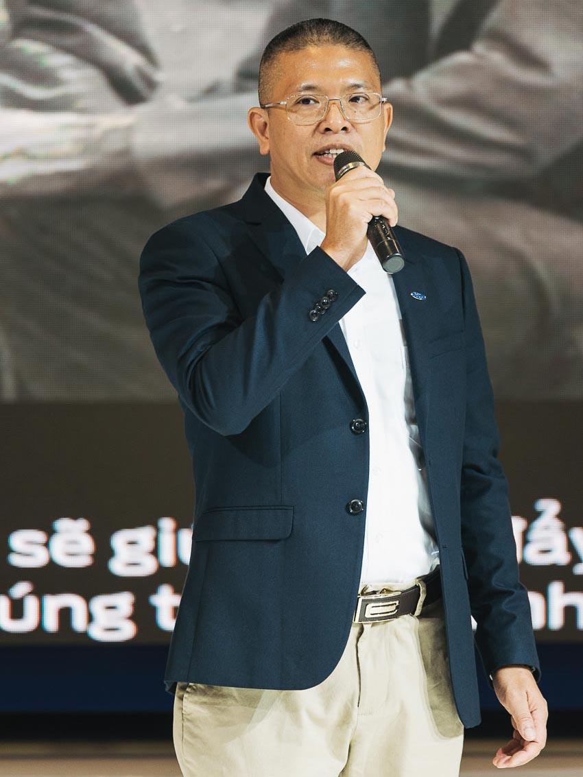 Ông Phạm Văn Dũng – Tổng giám đốc Ford Việt Nam