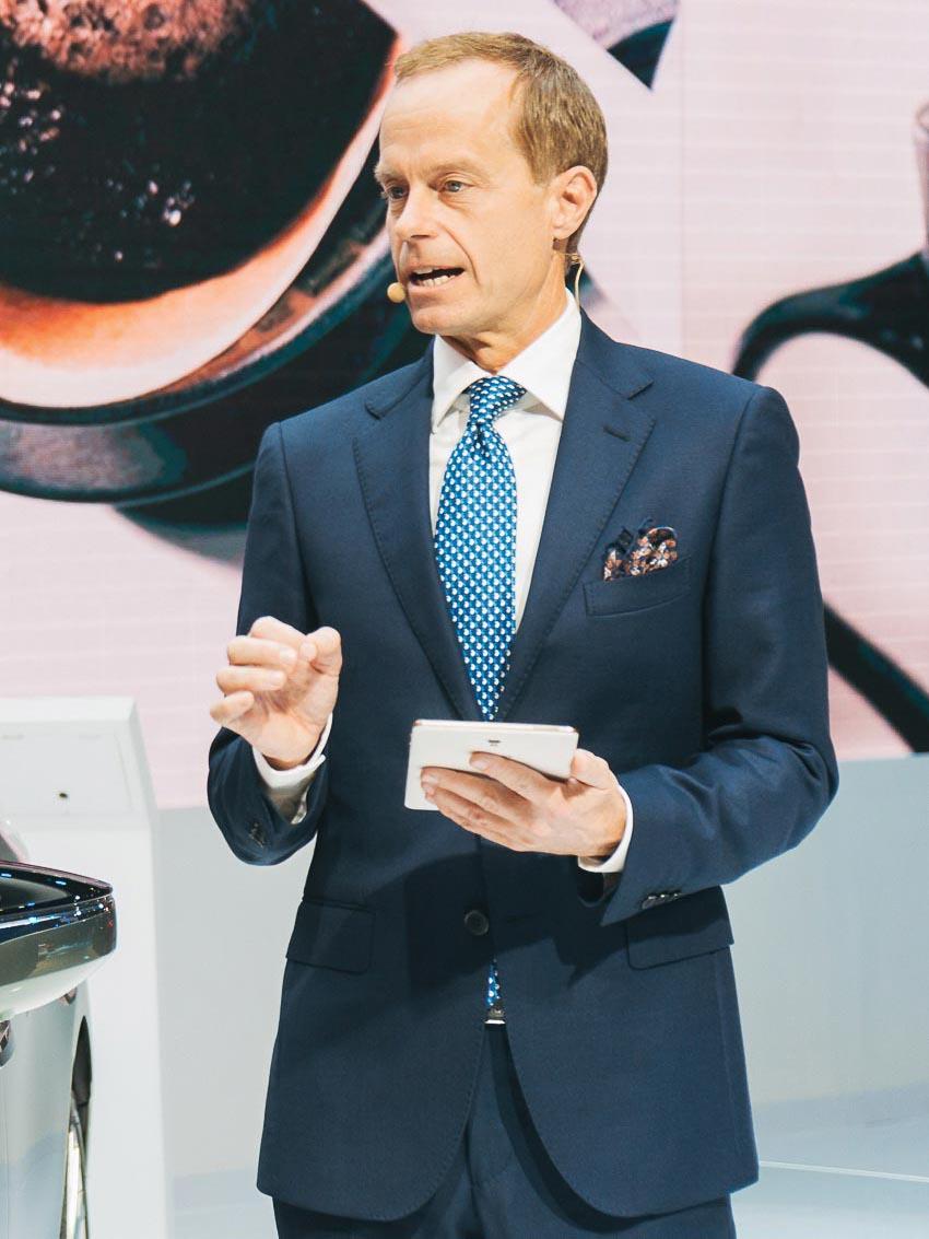 Ông David Nordstrom – Phó chủ tịch Lexus châu Á – Thái Bình Dương
