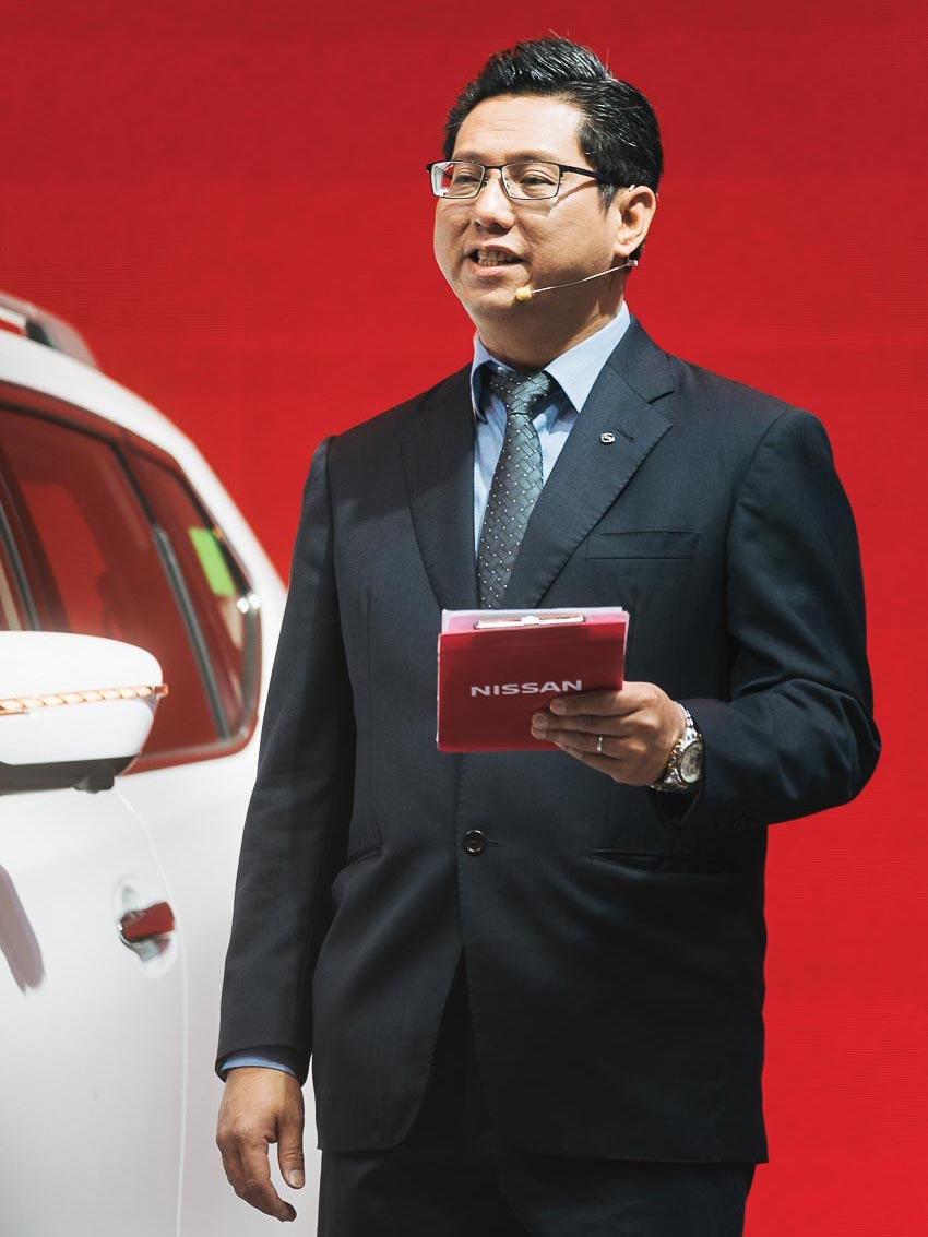 Ông Lee Jiunn Shyan – Tổng giám đốc TCIE Việt Nam