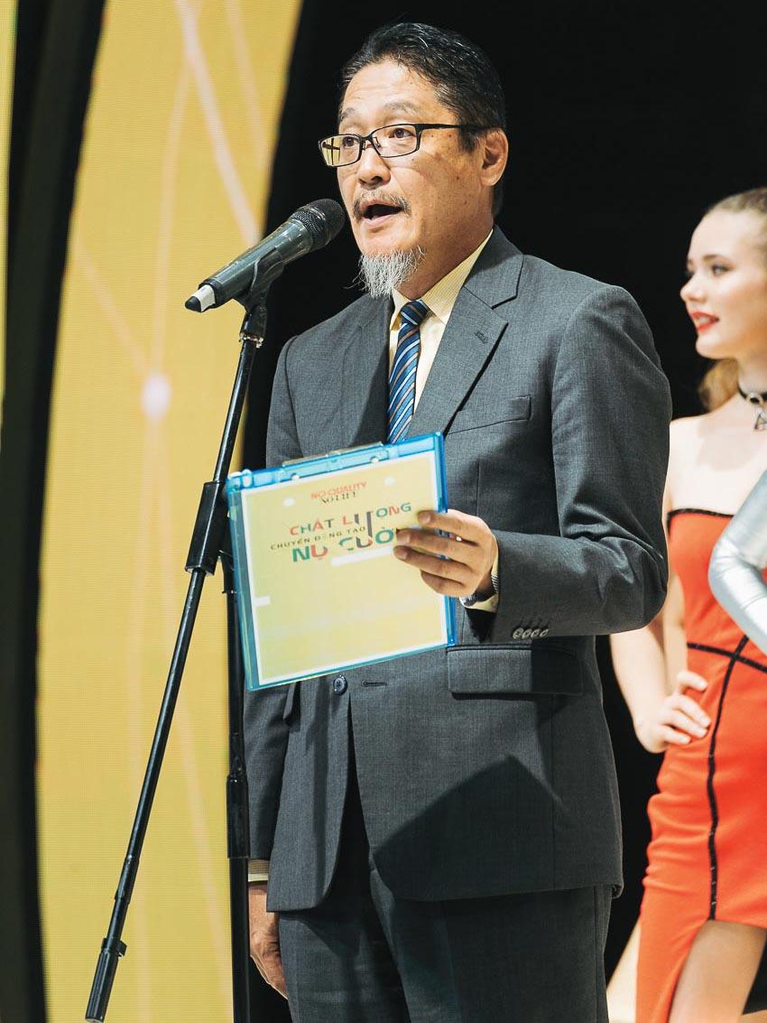 Ông Toru Kinoshita – Tổng giám đốc Toyota Việt Nam