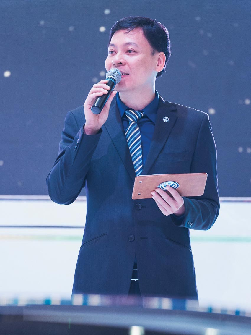 Ông Võ Tuấn Anh – Tổng giám đốc Volkswagen Việt Nam