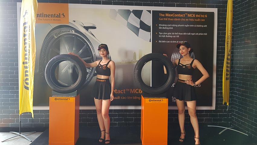 Dòng lốp xe ContiMaxContact MC6