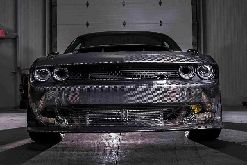 SpeedKore-thay-tim-cho-Dodge-Challenger-SRT-Demon