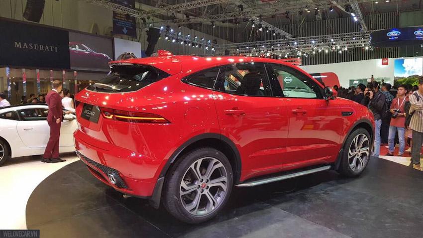Jaguar Land Rover Việt Nam tung nhiều ưu đãi
