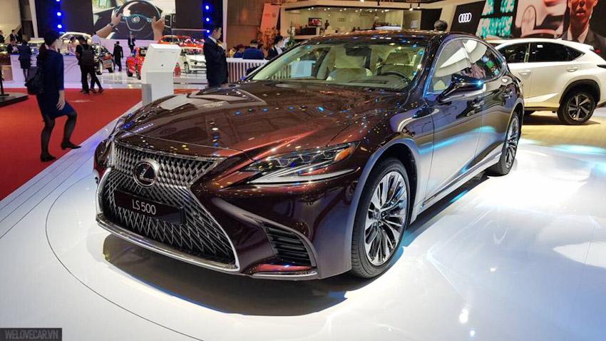 VMS-2018-Lexus-mang-den-cong-nghe-Hybrid