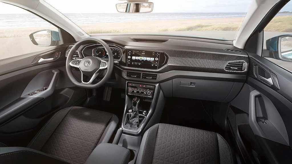 Volkswagen T-Cross chính thức ra mắt