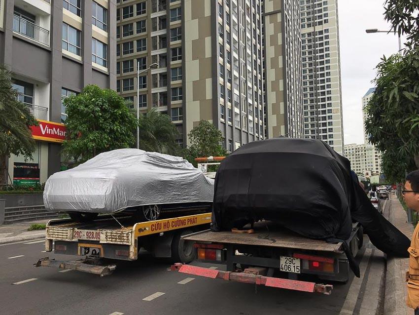 Lamborghini Urus và Bentley Flying Spur V8 S