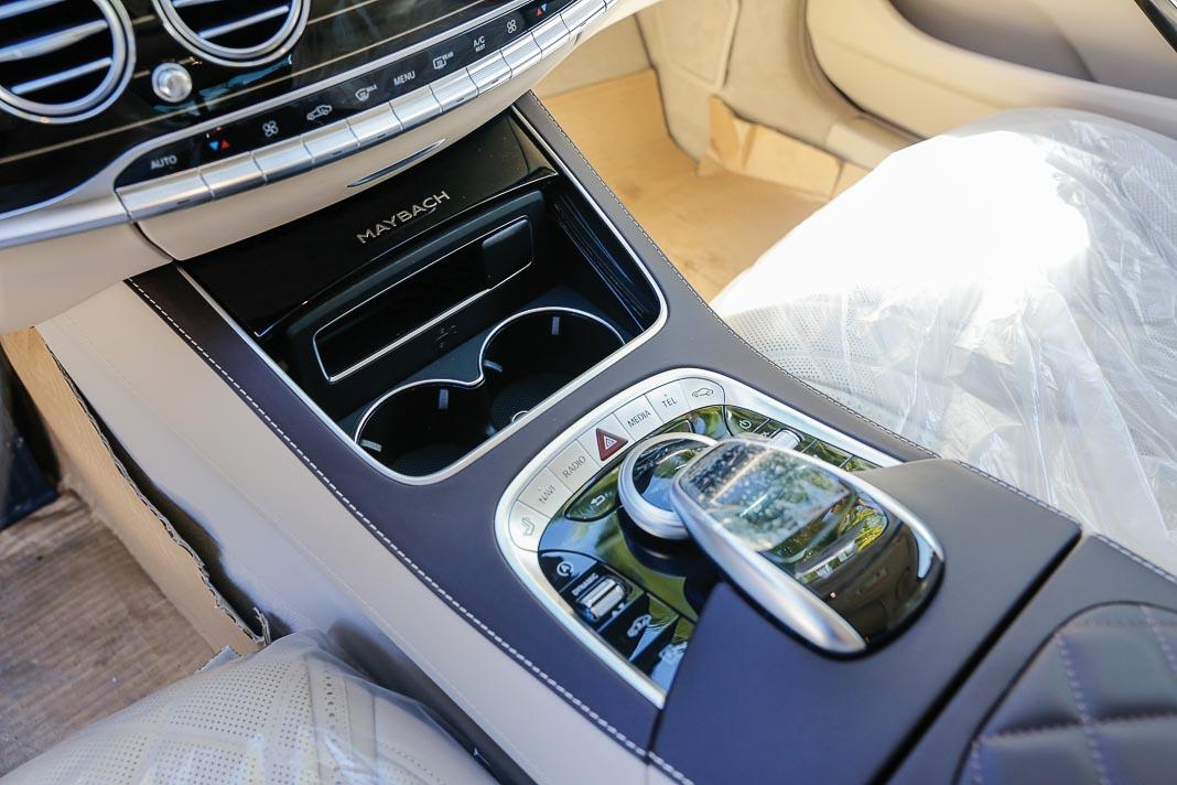 MBV đã trưng bày mẫu xe Mercedes-Maybach S 560 4MATIC 2018 6