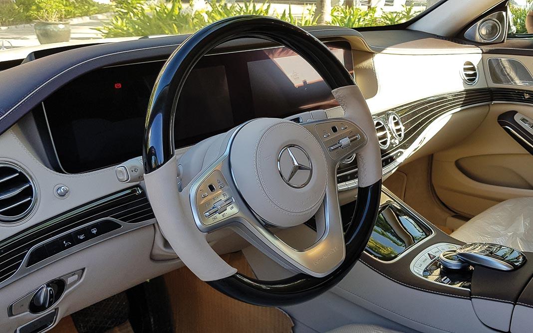 MBV đã trưng bày mẫu xe Mercedes-Maybach S 560 4MATIC 2018 2