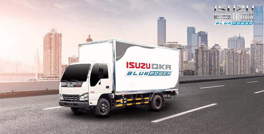 Isuzu-Mua xe miễn thuế