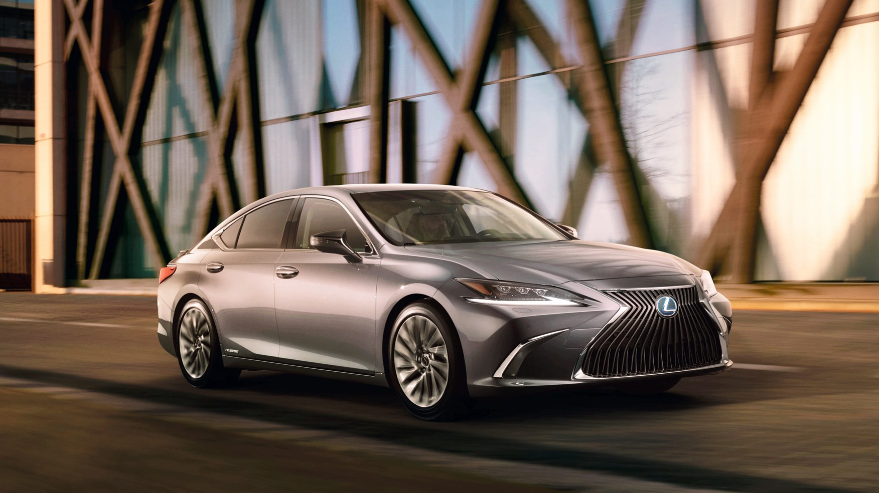 Drive by Intuition by Lexus