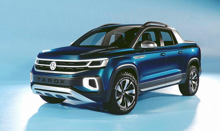 Volkswagen Tarok Concept 1