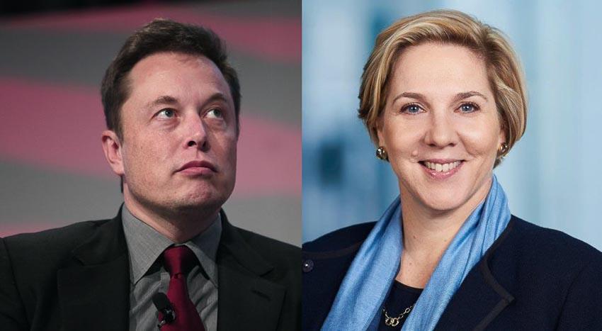 bà Robyn Denholm thay tỷ phú Elon Musk