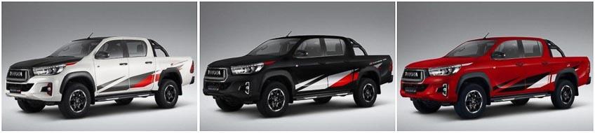 Toyota Hilux GR Sports 1