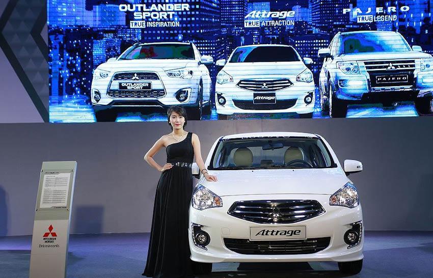 Bảng giá xe Mitsubishi tháng 1-2019 1