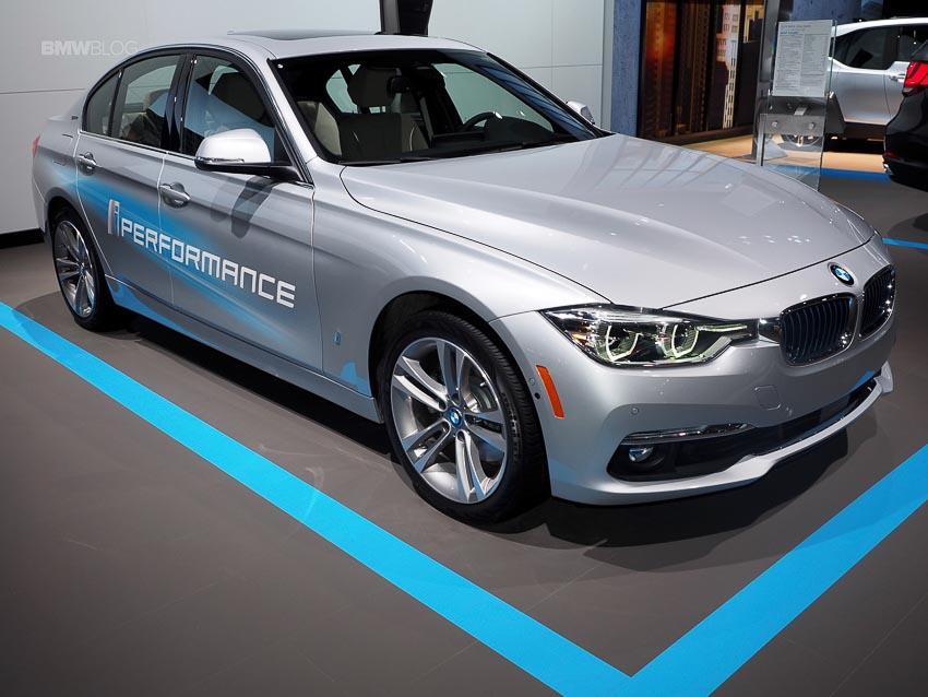 BMW 330e iPerformance 2020 thêm chế độ XtraBoost 2