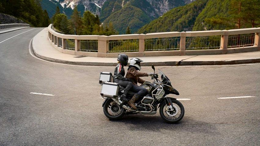 BMW R 1250 GS Adventure chinh phục cung đường mạo hiểm 2