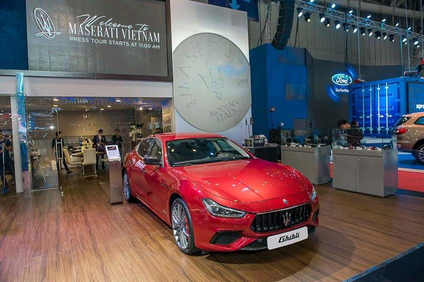 Maserati Ghibli Gransport 2018 5