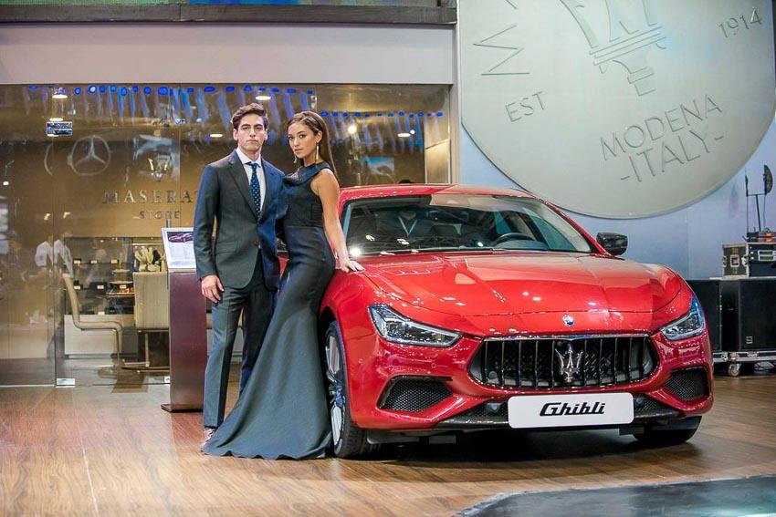 Maserati Ghibli Gransport 2018 7