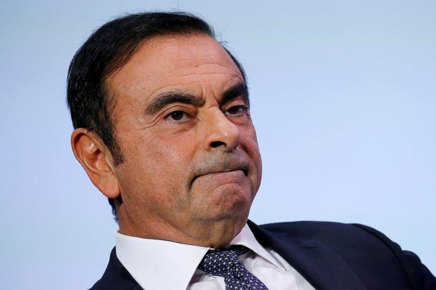 Chủ tịch hãng Nissan Carlos Ghosn 2