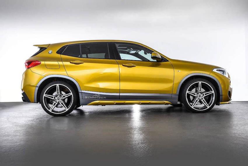 Độ nhẹ crossover BMW X2 2