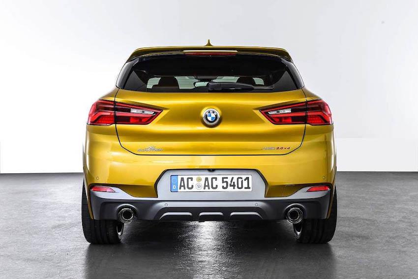 Độ nhẹ crossover BMW X2 3