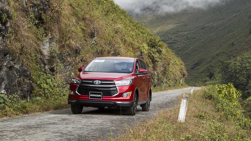 doanh số bán hàng Toyota Việt Nam trong tháng 10-2018