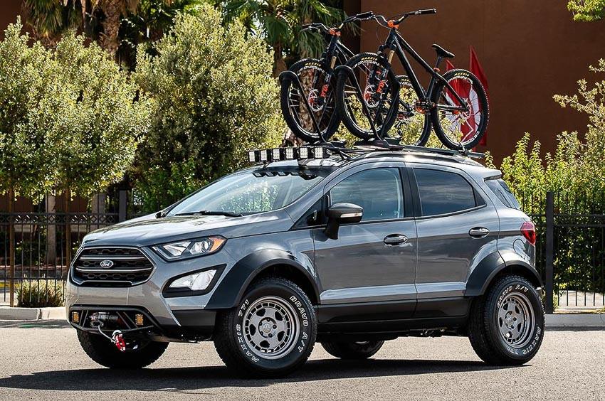 Ford EcoSport 2018 bản độ 1