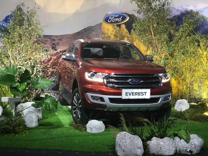 Ford Everest 1