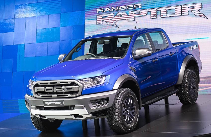 Ford Ranger Raptor 2