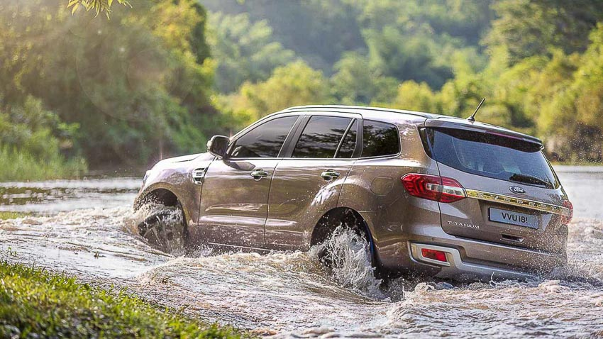 Ford Everest 3