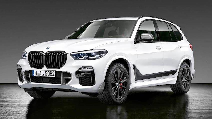 BMW X5 2019 với gói phụ kiện M Performance 1