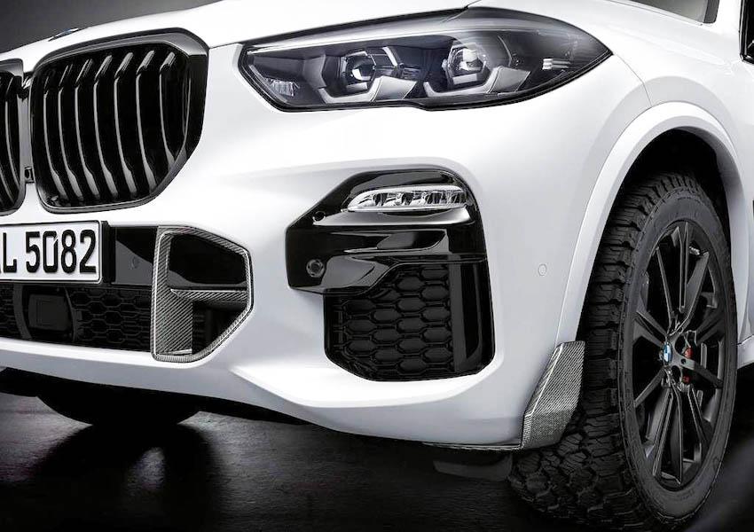 BMW X5 2019 với gói phụ kiện M Performance 2