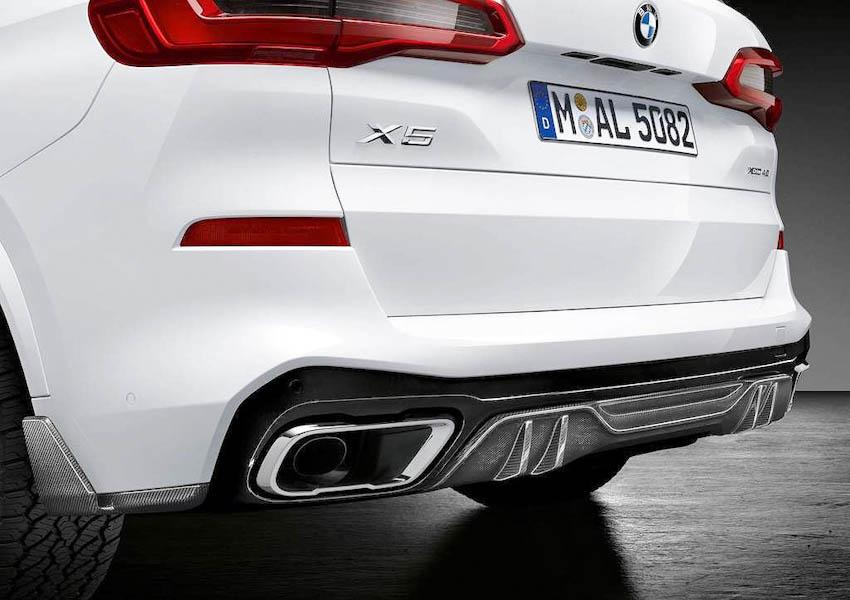 BMW X5 2019 với gói phụ kiện M Performance 4