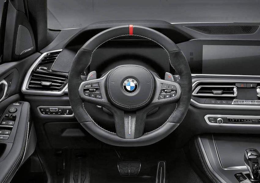 BMW X5 2019 với gói phụ kiện M Performance 5