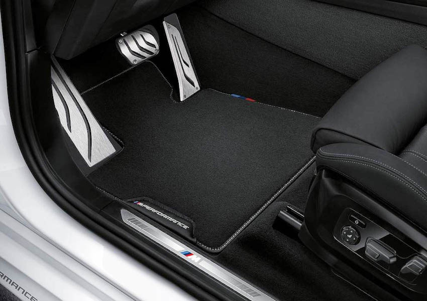 BMW X5 2019 với gói phụ kiện M Performance 6