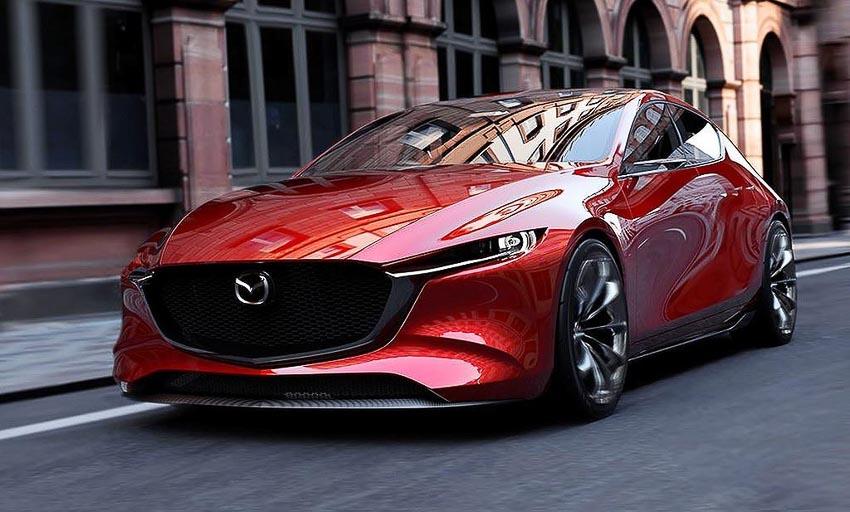 Mazda KAI Concept 3