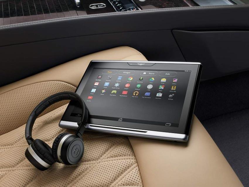 Bentley trang bị hệ thống Wi-Fi tốc độ cao 2