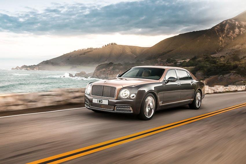 Bentley trang bị hệ thống Wi-Fi tốc độ cao 4