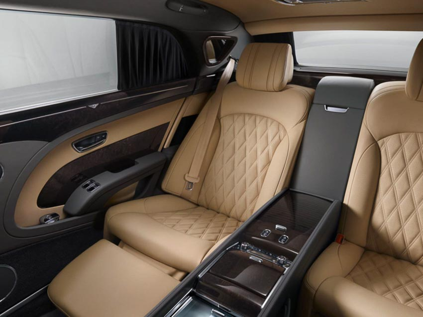 Bentley trang bị hệ thống Wi-Fi tốc độ cao 5