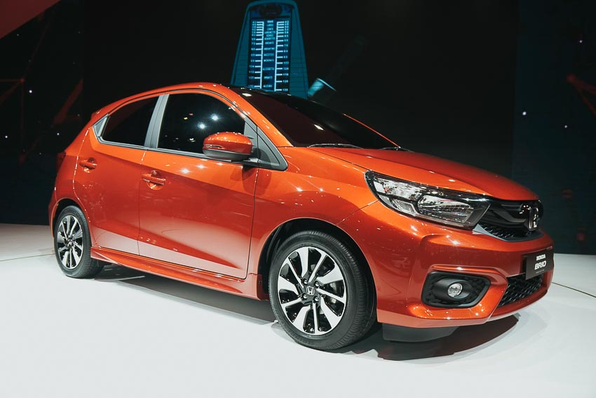 Honda- Brio 2018 2