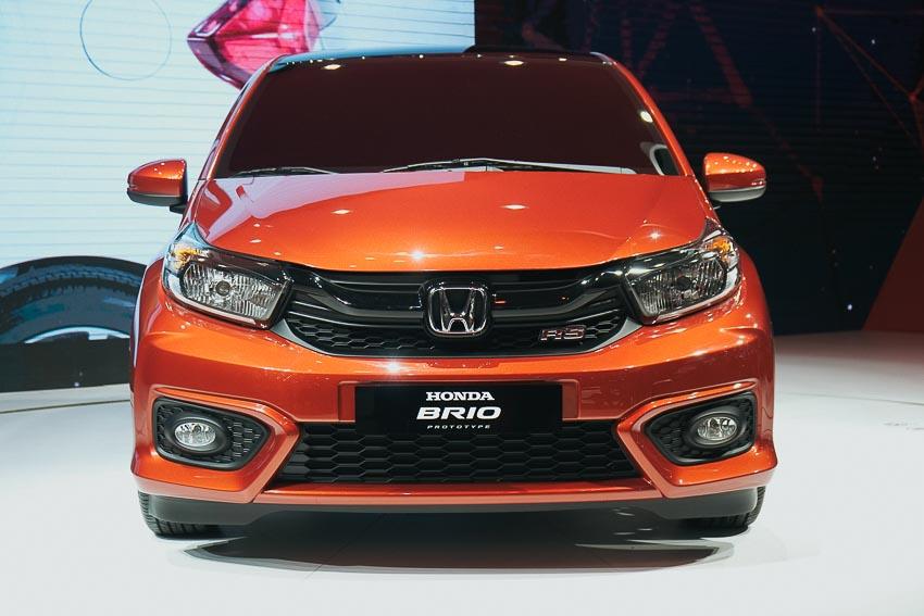Honda- Brio 2018 8