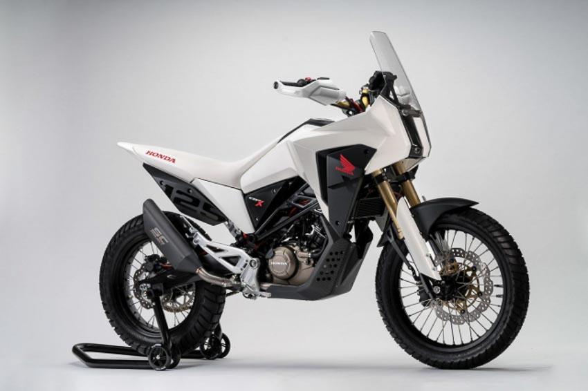 Honda CB125X Concept 1