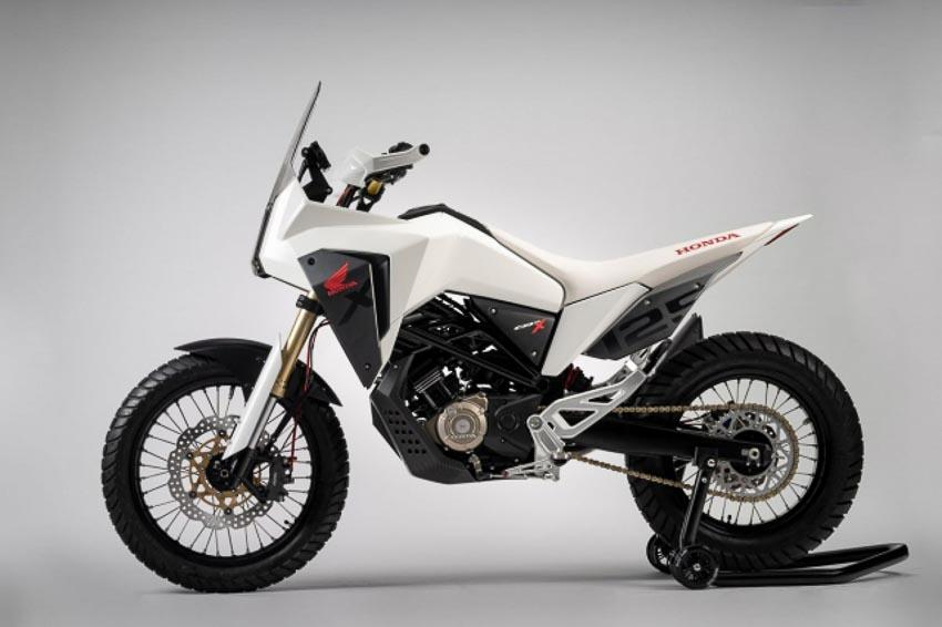Honda CB125X Concept 2